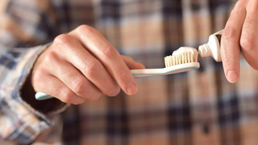 Mycie zębów to ważny element profilaktyki chorób