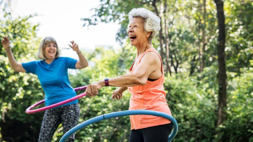 Ćwiczenia aerobowe poprawiają funkcjonowanie mózgu u osób starszych