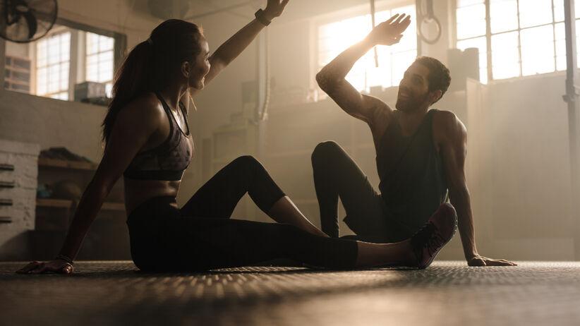 jak schudnąć na siłowni | Mangosteen