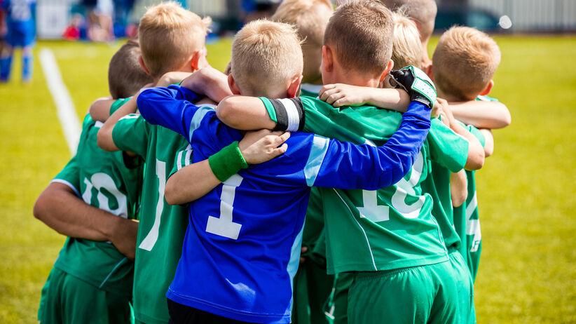 Dzieci nie powinny trenować jednej dyscypliny sportu