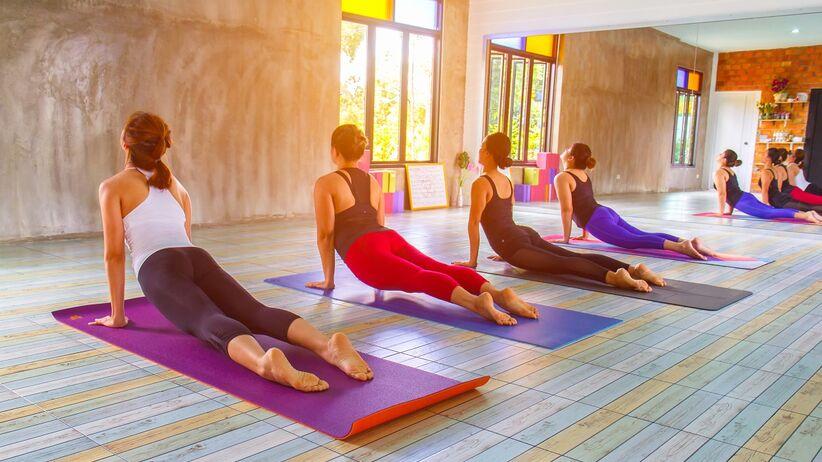 Hot joga - na czym polega?