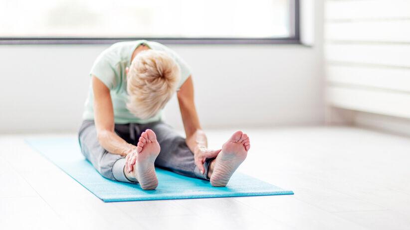 ćwiczenia jogi i erekcji