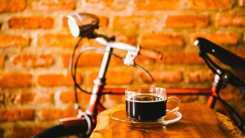 Kawa spala tłuszcz przed treningiem