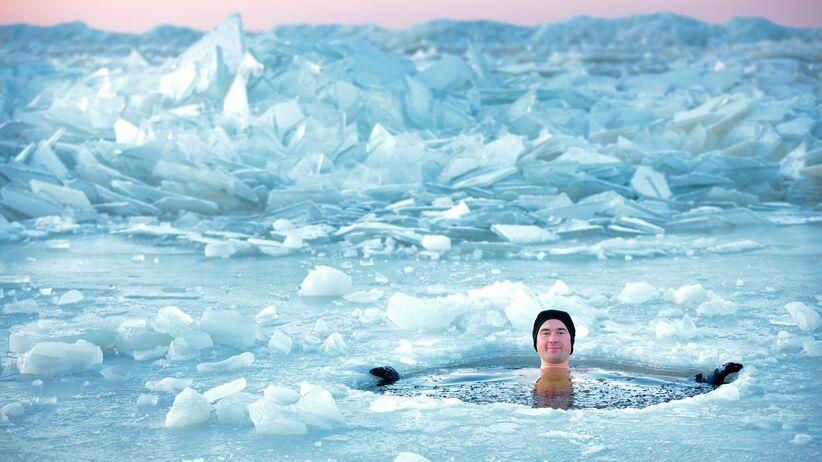 Morsowanie, dlaczego warto kąpać się w zimnej wodzie