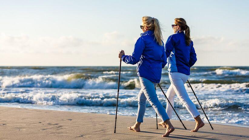 Nordic Walking Zalety Efekty Kalorie Jak Wybrac Kije Zdrowie
