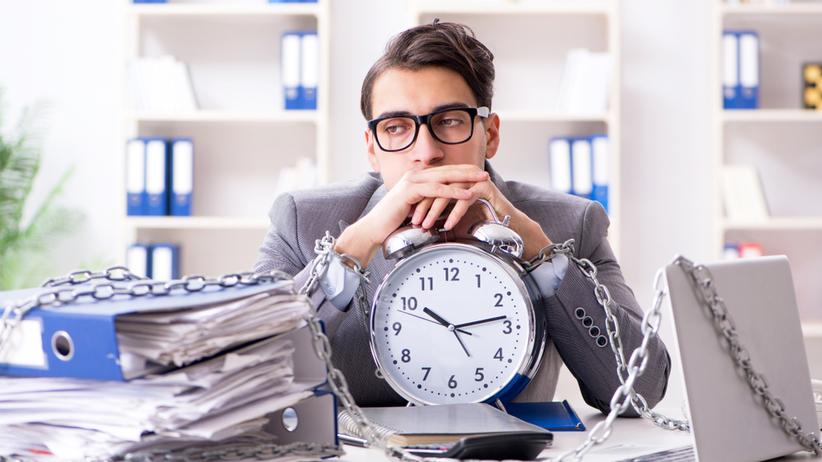 Praca biurowa podwyższa ryzyko chorób krążenia