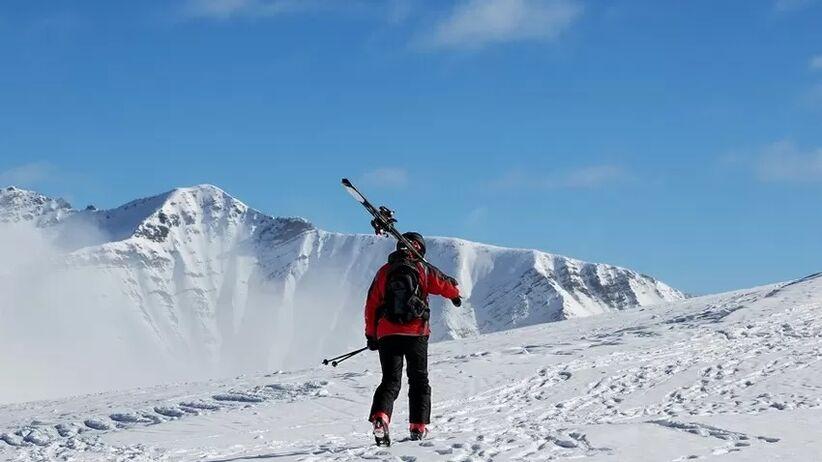 Problemy z sercem a wyjazd na narty