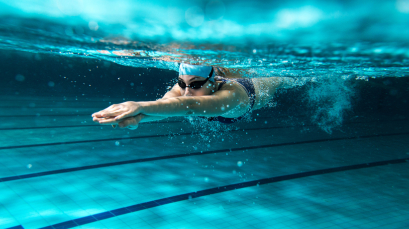 Style pływackie (kraul, żabka, styl grzbietowy, motylek)
