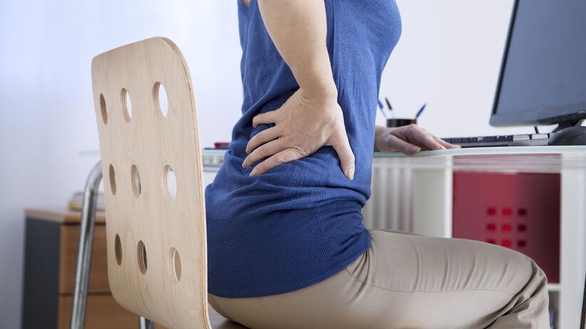 Jak poradzić sobie z bólem pleców?