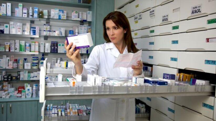 Leki w aptece