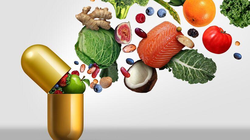 Suplementy diety - dzienne dawki