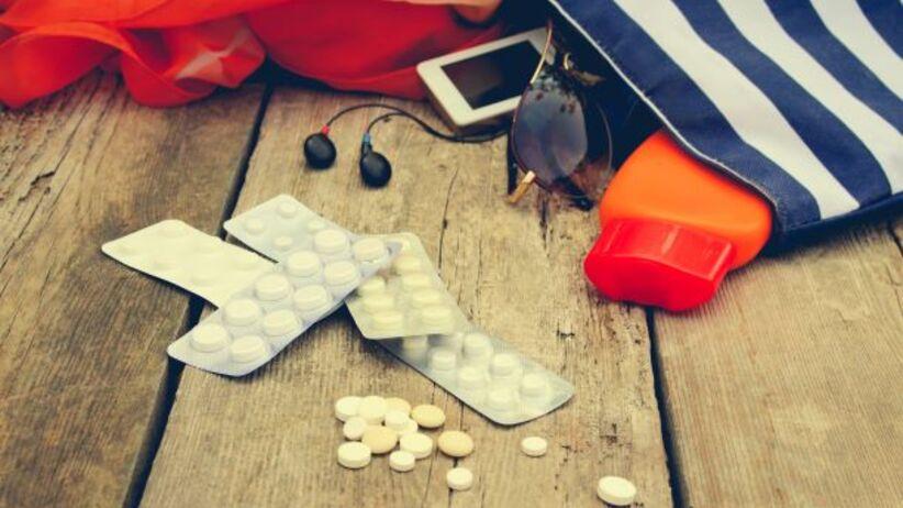 Przechowywanie leków w czasie upałów