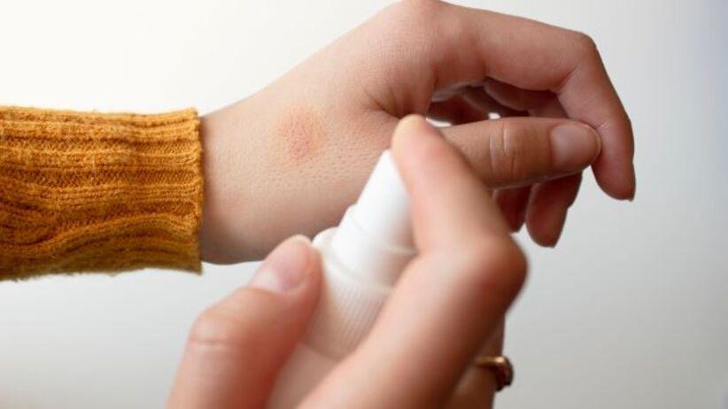 Płyn antyseptyczny do odkażania ran