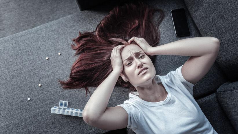 Zespół abstynencyjny może zdarzyć się także po odstawieniu antydepresantów