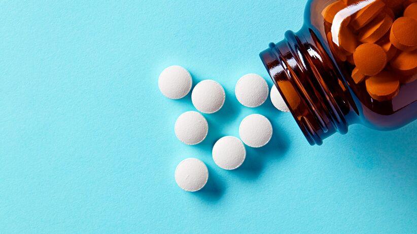 Tabletki przeciwbólowe wycofane przez GIF