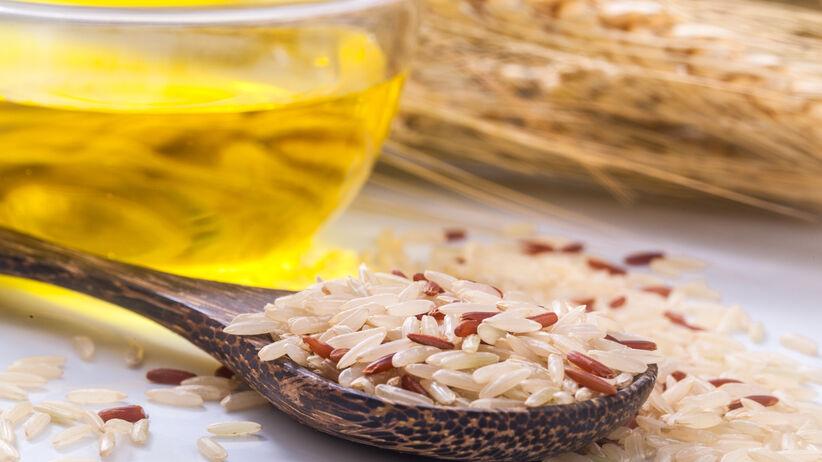 GIS wycofuje olej ryżowy