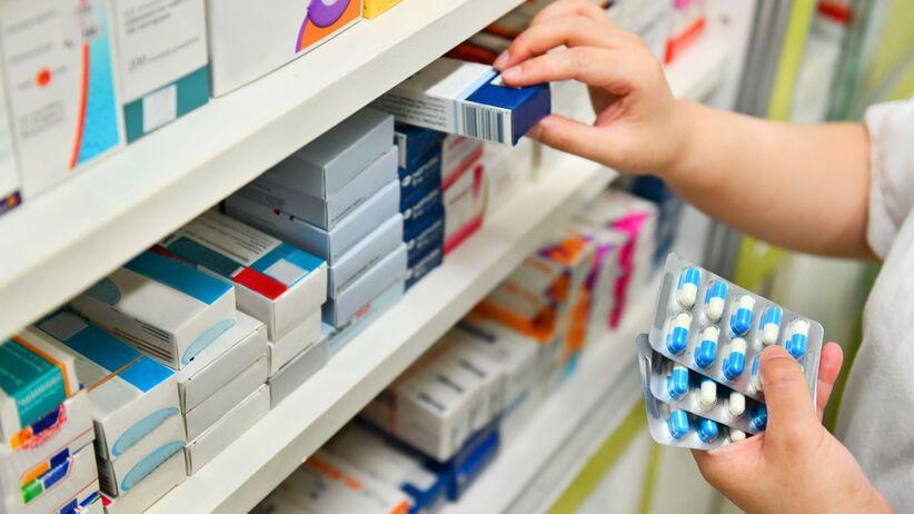 Leki bez recepty mogą uzależniać