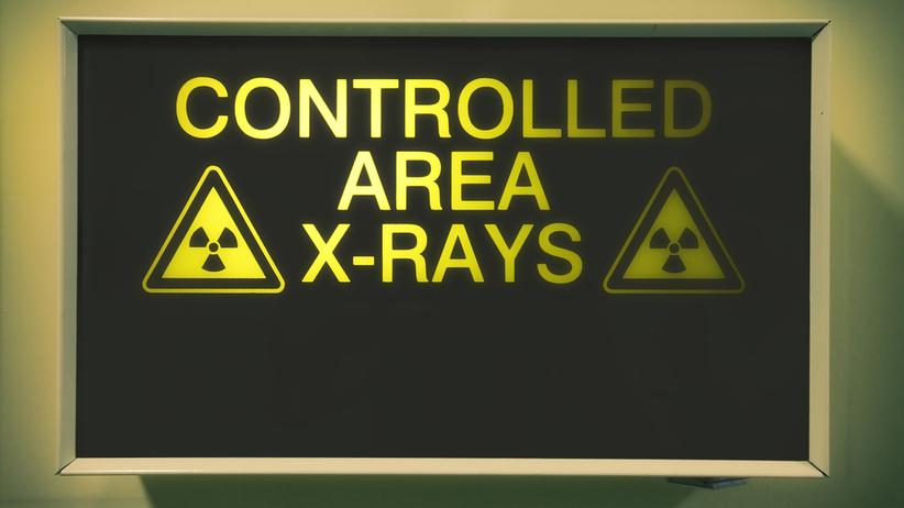 Radioaktywny pierwiastek w moczu pracownika krematorium