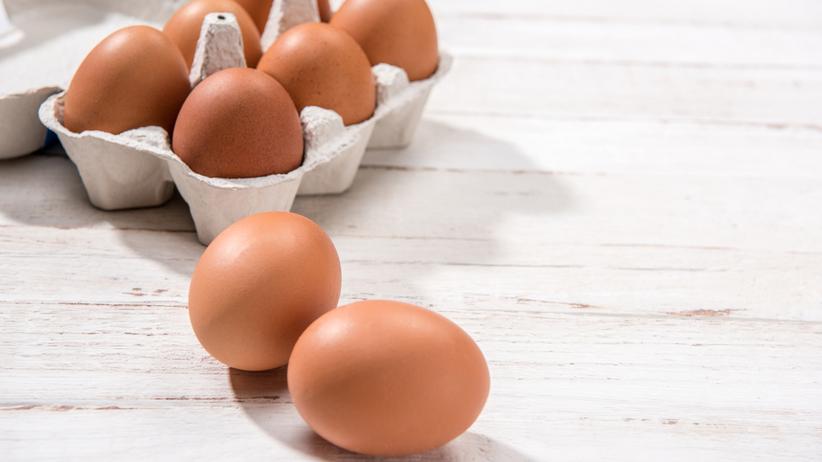 Na skorupkach jajek znaleziono Salmonellę