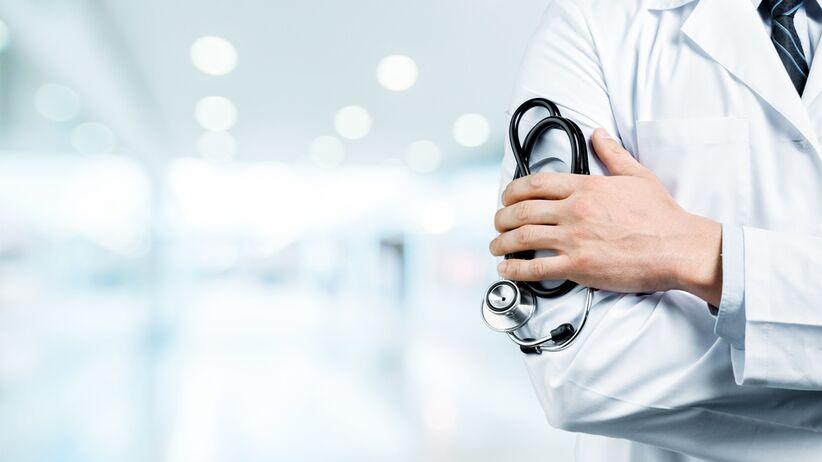 Dr Hubert Czerniak zawieszony w prawie wykonywanie zawodu lekarza