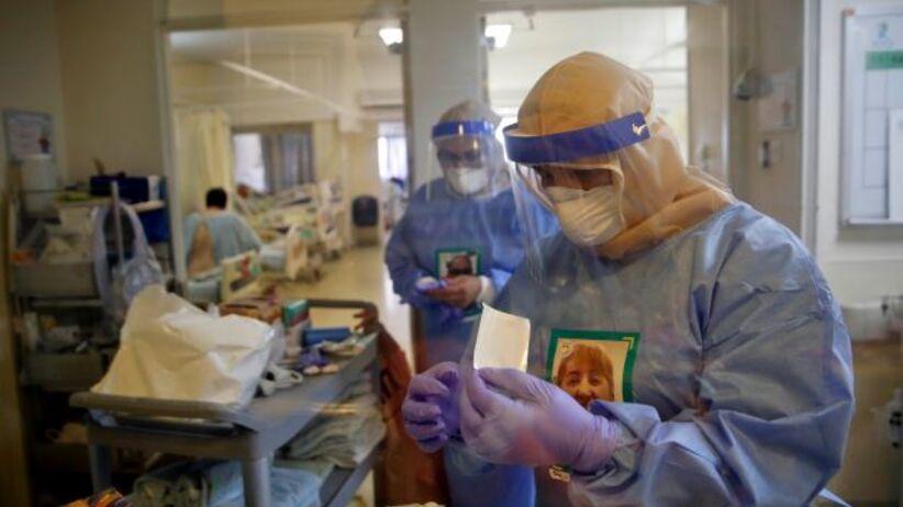 COVID-19: szpital w Izraelu