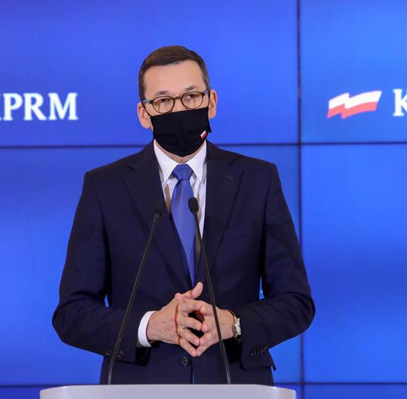 Premier ogłosił plan masowego szczepienia Polaków