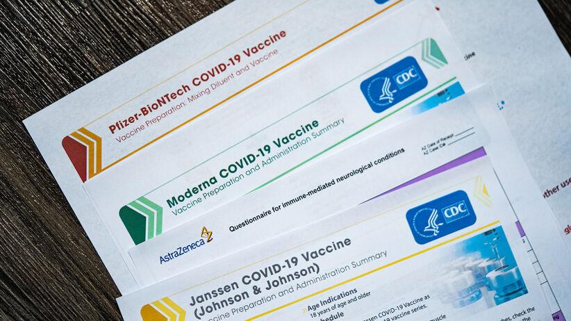 Skuteczność szczepionek na COVID-19