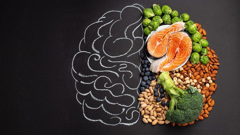 Składniki ważne dla mózgu
