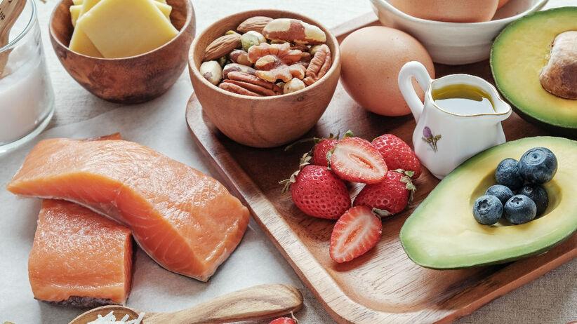 Zdrowa dieta zeby schudnac