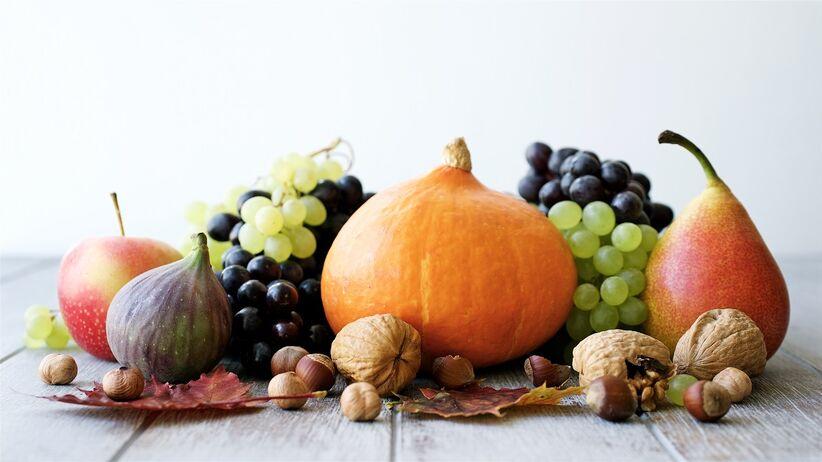 7 jesiennych warzyw i owoców, które pomogą Ci zadbać o zdrowie
