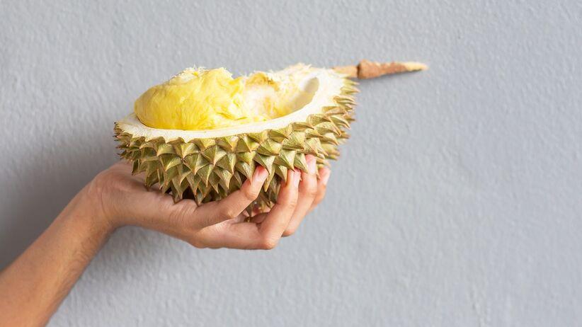 Durian a alkohol