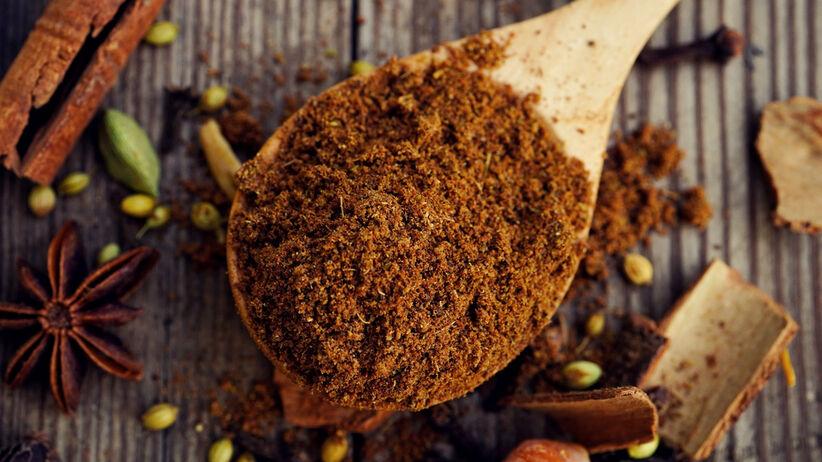 Garam masala korzystnie wpływa na zdrowie