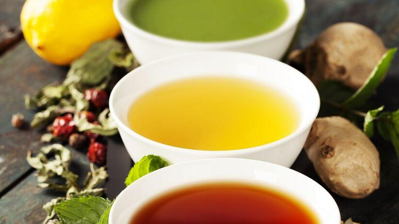 Herbata poprawia odporność