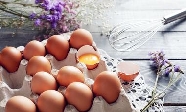 Jaja wielkanocne - nowe badania dotyczące wpływu cholesterlu!