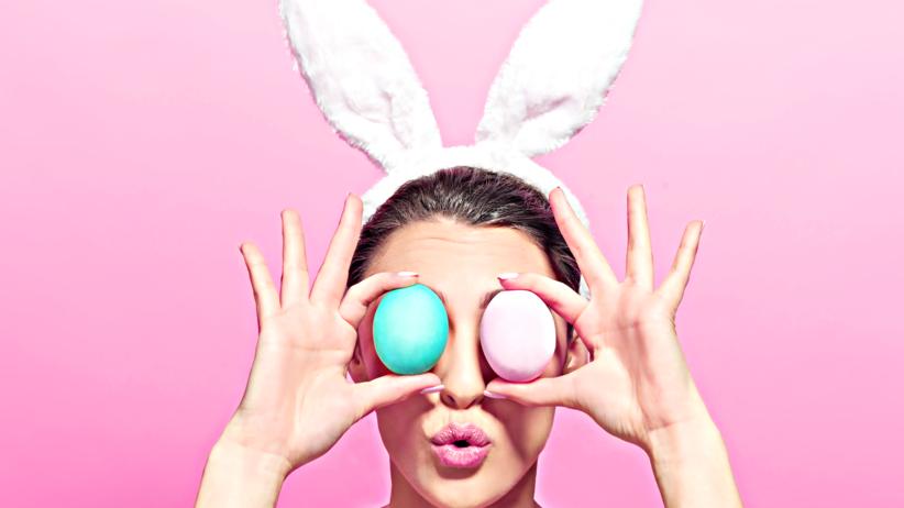 Jajka, Wielkanoc, Zajączek Wielkanocny, Święta Wielkanocne 2018