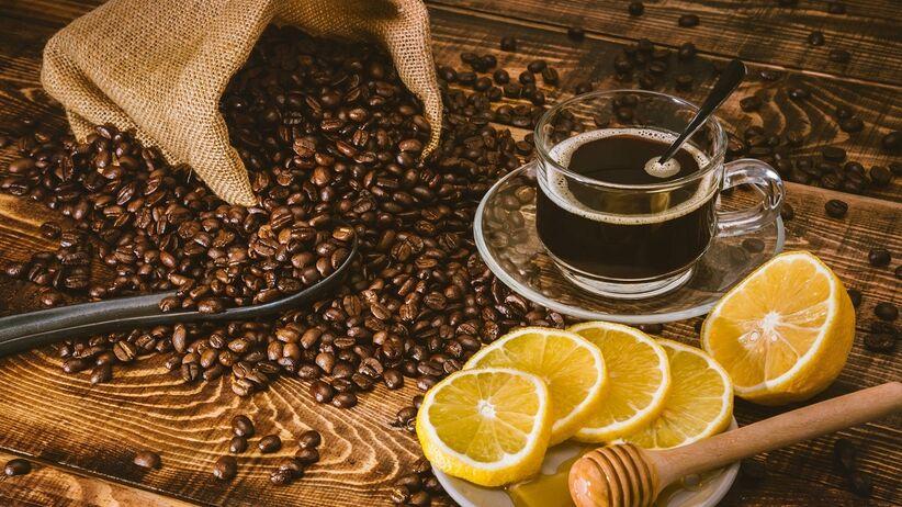 Kawa z cytryną: właściwości