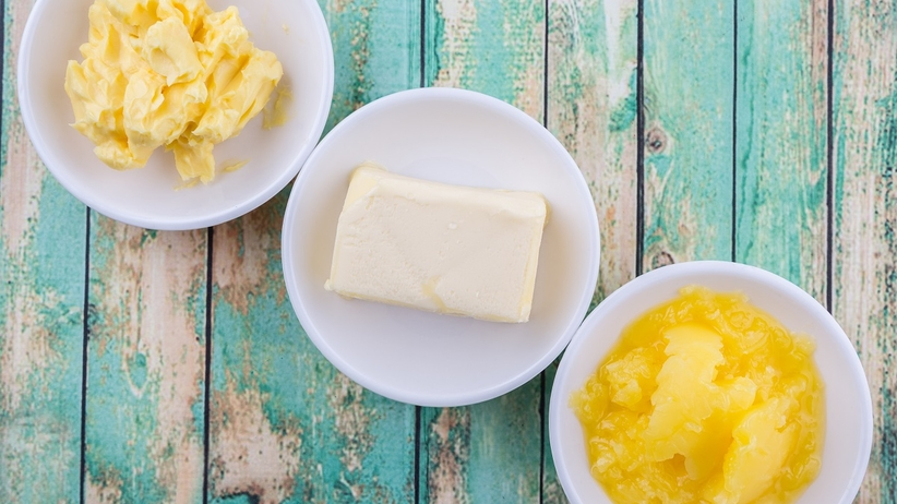 Masło czy margaryna? Co wybrać?