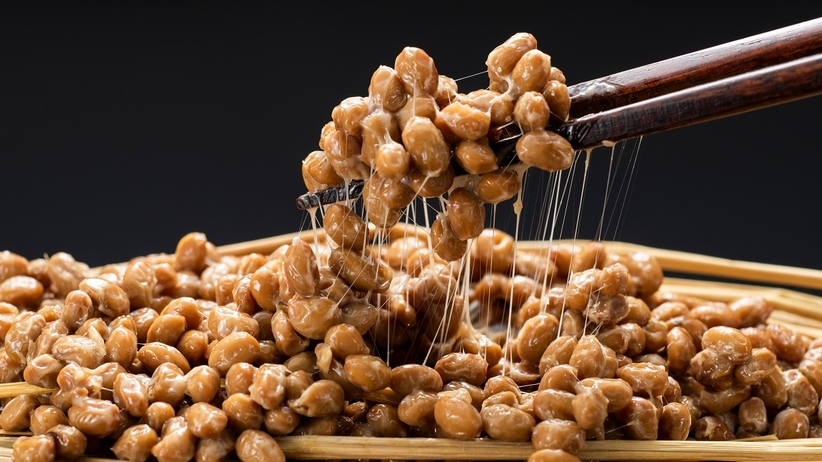sfermentowana soja natto