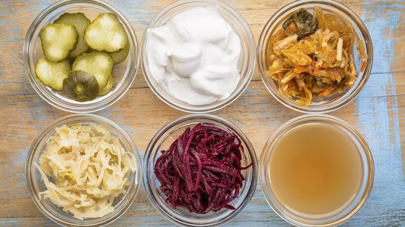 Naturalne probiotyki to nie tylko jogurt