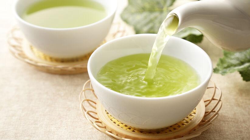 Zielona herbata - właściwości, parzenie