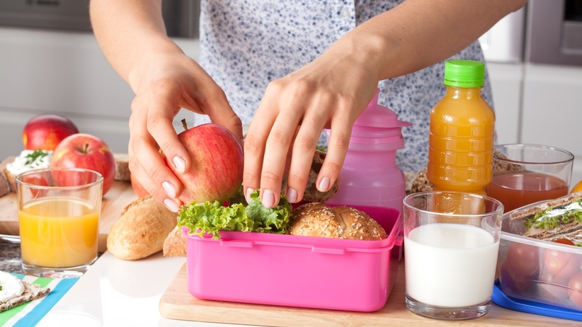 Przepisy na II śniadanie dla dziecka