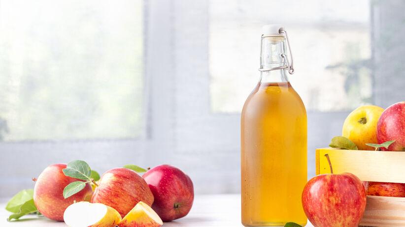 Ocet jabłkowy - jak zrobić, przepis