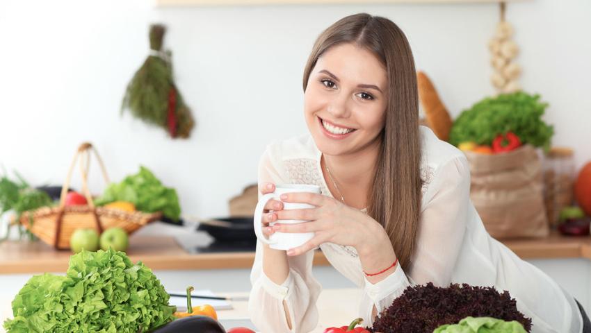 Dzień na diecie fleksitariańskiej - przepisy