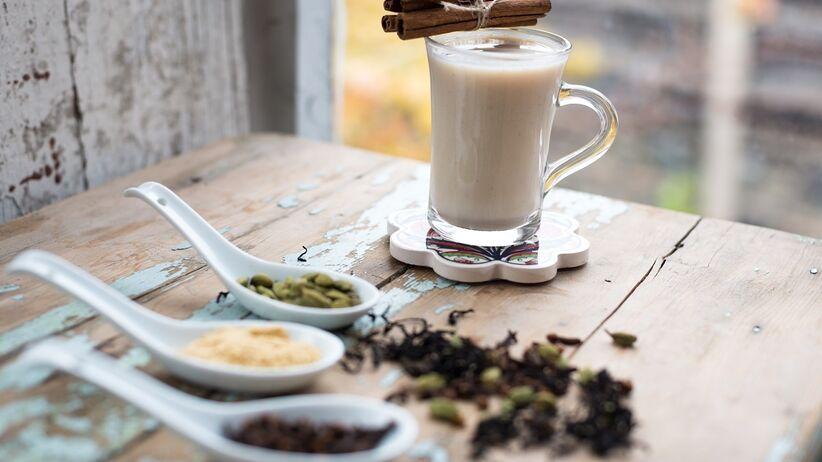 Herbata jogina - przepis