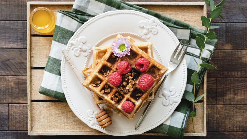 Przepis na walentynkowe śniadanie
