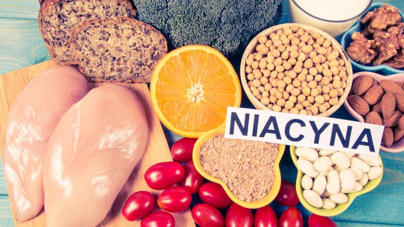 Niacyna to witamina B3