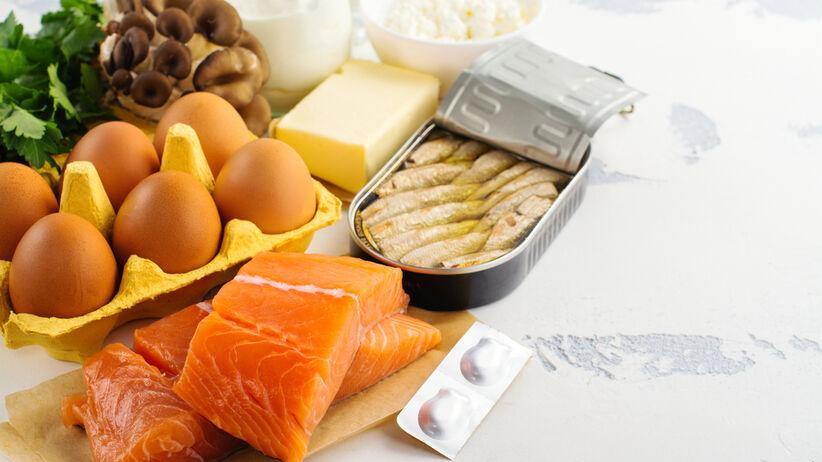 Witamina D - dobre źródła w diecie