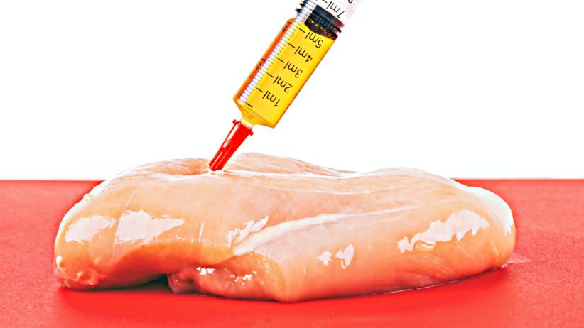 Czy w polskim mięsie są antybiotyki?