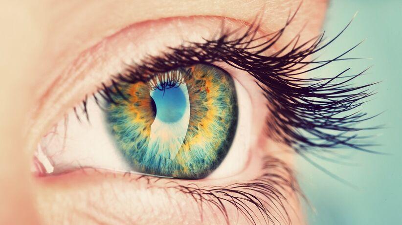 Oczy Zdrowy wzrok