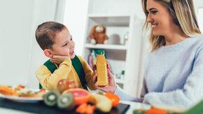 Jak przygotować zdrowe śniadanie dla dziecka?